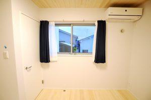 濱本邸モデルハウス 子供室