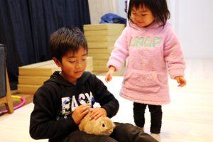 濱本邸モデルハウス ペットと子どもたち