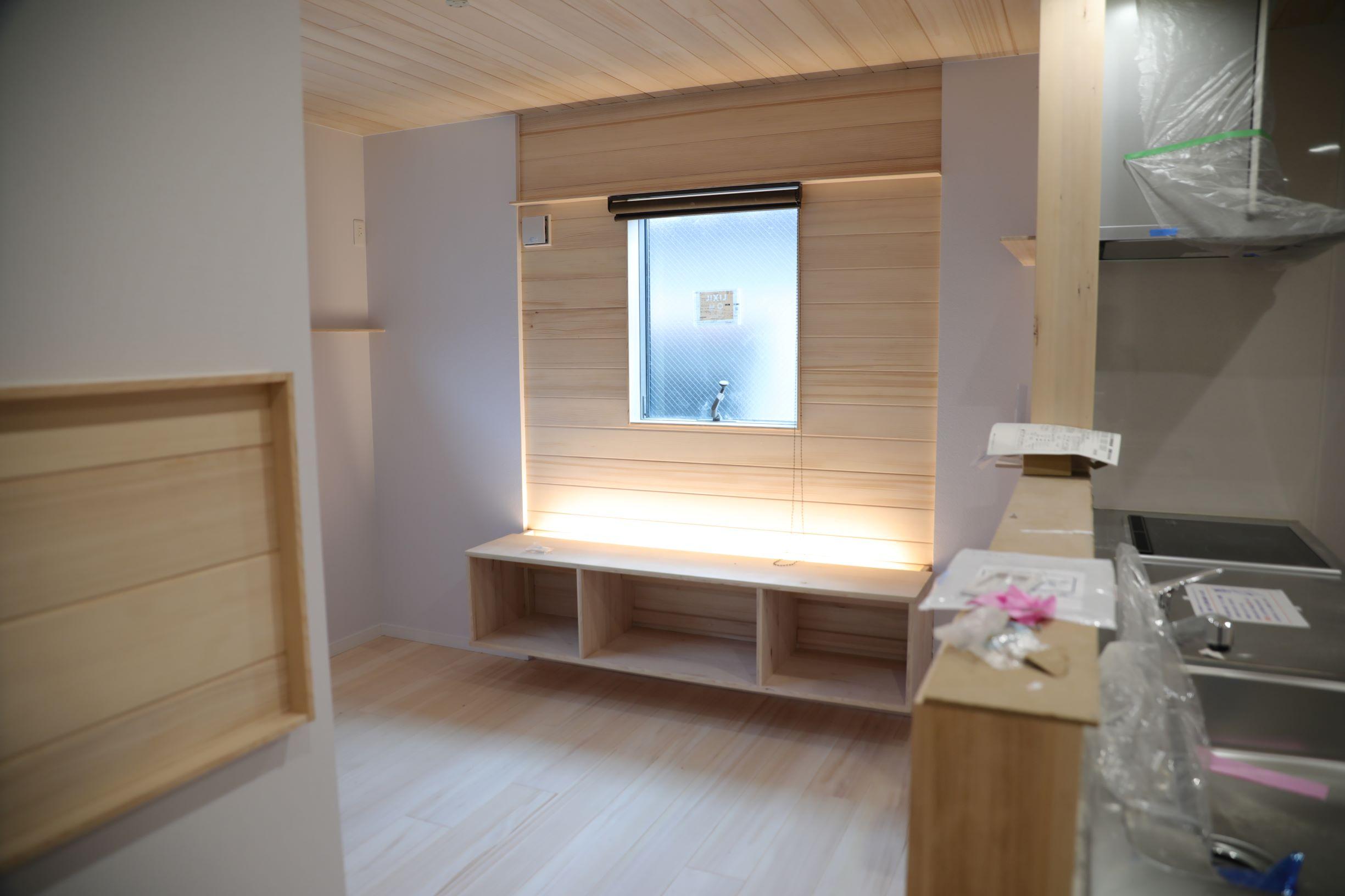 堺市堺区にて「もみの木の家」の完成見学会
