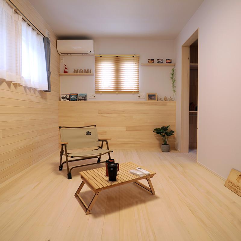 寝室 - もみの木ハウス 東大阪モデルハウス
