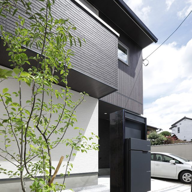 外観 - もみの木ハウス 東大阪モデルハウス